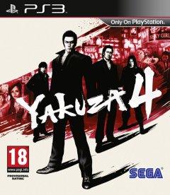 Yakuza 4 (EU)