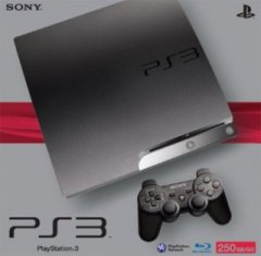 PS3 Slim [250 GB]