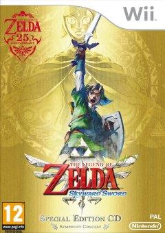 Legend Of Zelda, The: Skyward Sword (EU)