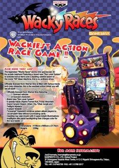 Wacky Races (2008) (EU)