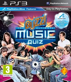 Buzz! The Ultimate Music Quiz (EU)