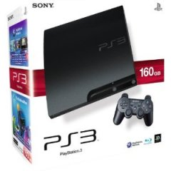 PS3 Slim [160 GB] (EU)