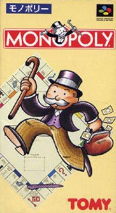 Monopoly (1993 Tomy) (JAP)