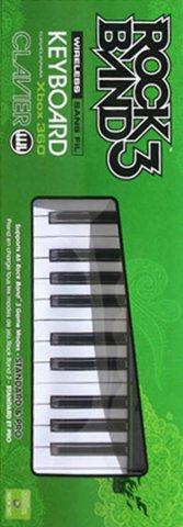 Keyboard Controller [Rock Band 3]