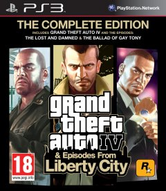 Grand Theft Auto IV: The Complete Edition (EU)