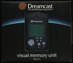 <a href='https://www.playright.dk/info/titel/visual-memory-unit/dc/transparent-black'>Visual Memory Unit [Transparent Black]</a>   4/30