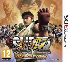 Super Street Fighter IV: 3D Edition (EU)