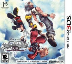 Kingdom Hearts 3D: Dream Drop Distance (US)