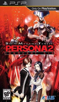 Persona 2: Innocent Sin (US)
