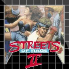 Streets Of Rage II (EU)