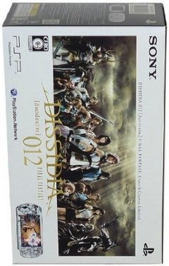 PSP-3000 [Dissidia 012: Final Fantasy Limited Edition] (JAP)