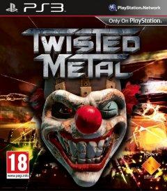 Twisted Metal (2012) (EU)