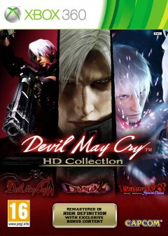 Devil May Cry HD Collection (EU)