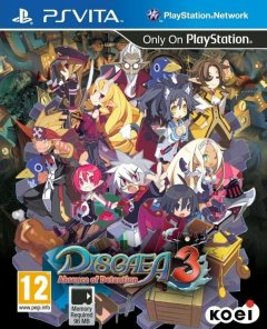Disgaea 3: Absence Of Detention (EU)