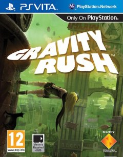 Gravity Rush (EU)
