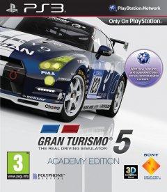 Gran Turismo 5: Academy Edition (EU)