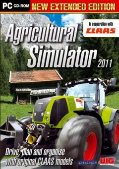 Agricultural Simulator 2011: New Extended Edition (EU)