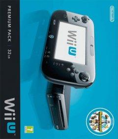 Wii U [Black] (EU)