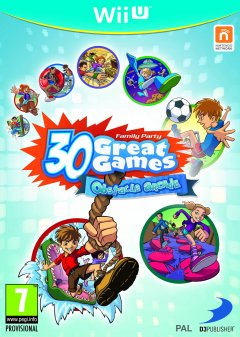Family Party: 30 Great Games: Obstacle Arcade (EU)