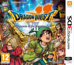 Dragon Quest VII: Fragments Of The Forgotten Past (EU)