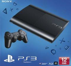 PS3 Super Slim [12GB] (EU)