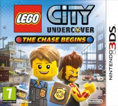 Lego City Undercover: The Chase Begins (EU)