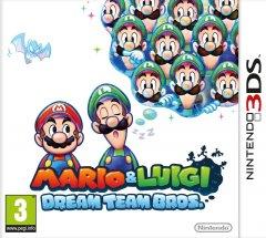 Mario & Luigi: Dream Team Bros. (EU)