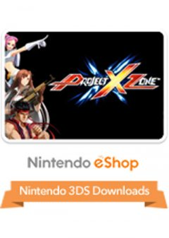 Project X Zone [eShop] (US)