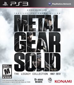 Metal Gear Solid: The Legacy Collection (US)