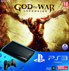 PS3 Super Slim [God Of War: Ascension Bundle] (EU)