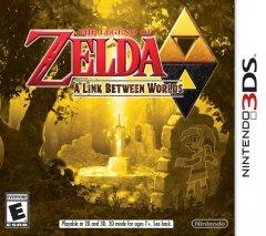 Legend Of Zelda, The: A Link Between Worlds (US)