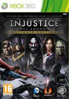Injustice: Gods Among Us: Ultimate Edition (EU)