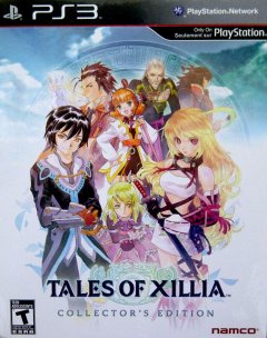 Tales Of Xillia [Collector's Edition] (US)