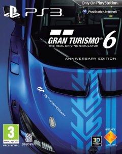 Gran Turismo 6 [Anniversary Edition] (EU)