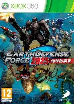 Earth Defense Force 2025 (EU)