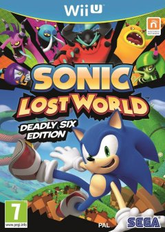 Sonic Lost World [Deadly Six Edition] (EU)