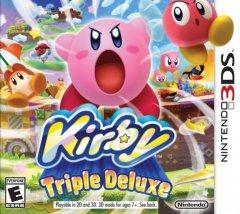 Kirby Triple Deluxe (US)