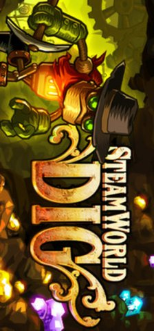SteamWorld Dig (US)