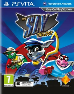 Sly Trilogy, The (EU)