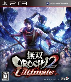 Warriors Orochi 3: Ultimate (JAP)