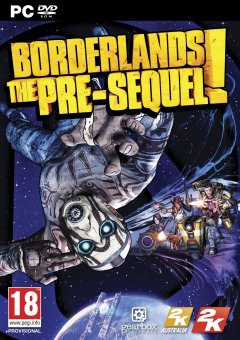 Borderlands: The Pre-Sequel (EU)