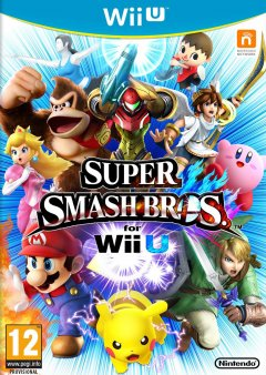 Super Smash Bros. For Wii U (EU)