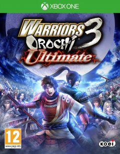 Warriors Orochi 3: Ultimate (EU)