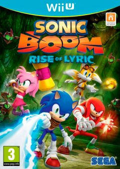 Sonic Boom: Rise Of Lyric (EU)