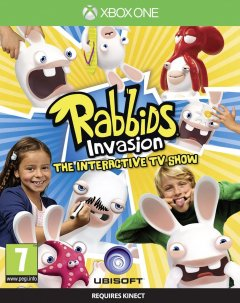 Rabbids Invasion: The Interactive TV Show (EU)