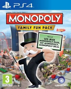 Monopoly: Family Fun Pack (EU)