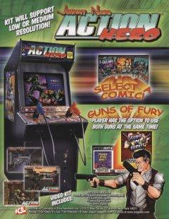 Johnny Nero: Action Hero