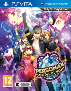 Persona 4: Dancing All Night (EU)