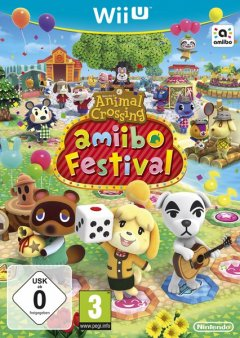 Animal Crossing: Amiibo Festival (EU)