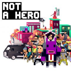 Not A Hero (EU)